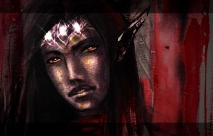 Feanor: Spirit of Fire by Luthie13
