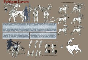Poltigan Lavern Creature ref page by Sakamerel