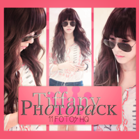 Photopack Tiffany-SNSD 001 by DiamondPhotopacks