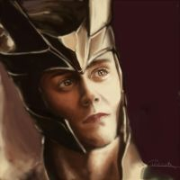 Loki I guess by TMicole