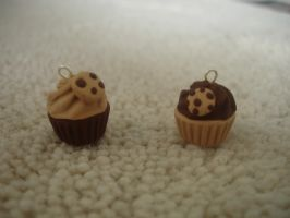 Polymer Clay Signature Cupcakes by PiinkKittyy