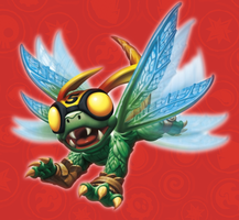 New Skylanders 4 Character - Camobot by AdmiralBubbles