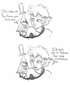 Corn Chips by WhisperSeas