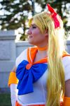Sailor Venus - Leader Of The Scouts by PrincessShiera