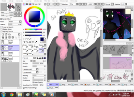 WIP lol by PuddingzWolf