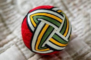 Temari Ball 3 by TheGenov