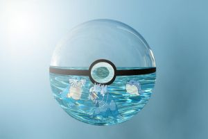 Bubble-Pokemon by Piccologildo