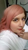 Neo Wig/Contacts test by Azure-Rose-Cosplay