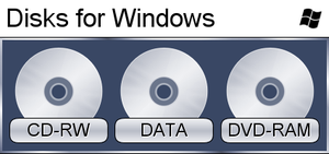 Disks For Windows by KenSaunders