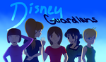 Disney Guardians by Nightshade678