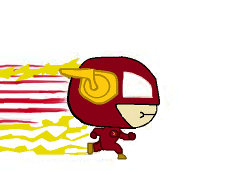 TheFlash by Gibson36