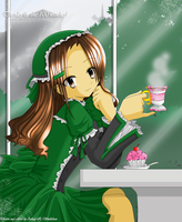 Thanks::Have some tea by Skuldchan