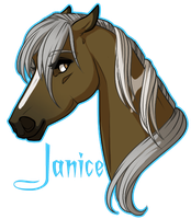 CW | Spring Event Prize | Janice by Queerly
