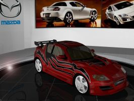 Mazda Showroom by jlim51