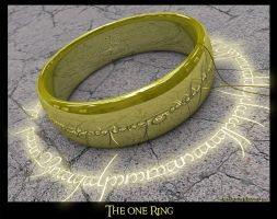 The One Ring by nathy-d