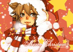 Merry Christmas by ippus