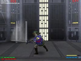 Link animations for Jedi 3 by katanamaru