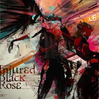 BLACK ROSE by gartier