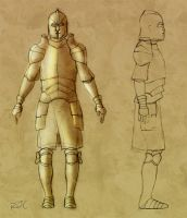 Armour Concept by Milesian27