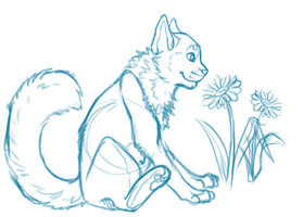 WIP *sniff sniff* by KaIisha