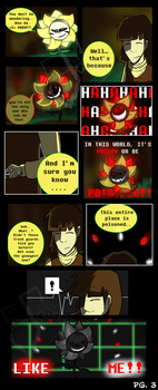 Arduous Chapter 2 Prerogative: Pg.3 by Scribbleshadows