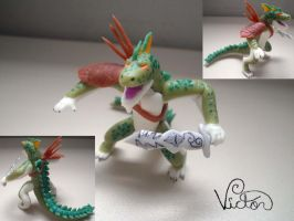 Lizardman by VictorCustomizer
