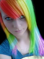 Rainbow by Robynjeffrey--x