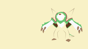 Chesnaught by PokeTrainerManro