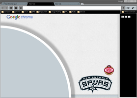 San Antonio Spurs Theme by wPfil