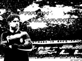 Frank Rijkaard by arselife