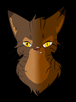 Brambleclaw Tigerstar by Niutellat