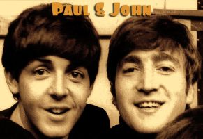 Paul and John by DanielMendes90