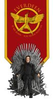 The Hunger Game Of Thrones by SumtimesIplaytheFool