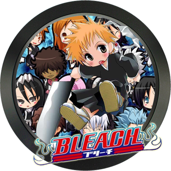 Bleach (Chibi) by watercan52