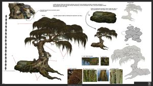Firefall Thumper Tree Concept by JayAxer