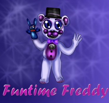 Funtime Freddy Poster by Pokechan13