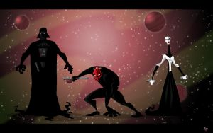 VADER MAUL ASAJJ by themico