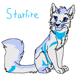 Starfire- Official Ref Sheet by DoubleTroubleWolves