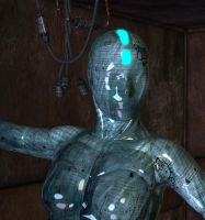The droid closeup by silverexpress