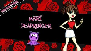 MHOC Mary Deadringer Wallpaper by kiss61