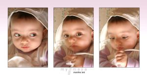 My 7mo Maya 1 by AnubisGraph