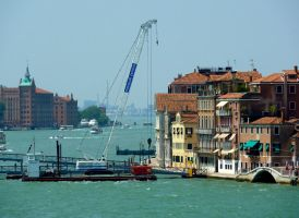 Rebuilding Venice by AtomicBrownie