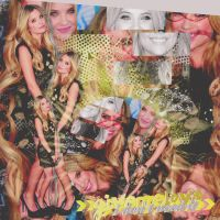 Ashley Benson's Blend by AreliCyrusBieber