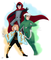 Second Generation Maximoffs by Midoromi