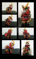 My Little Lagann by EatToast