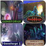 GeneForge Aicon Pack by griddark