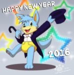 Happy 2016 by Coshi-Dragonite