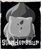 Slendersaur by Thatkidwhodraws96