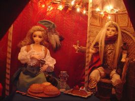 Renaissance Faire After Party by AmethystArmor
