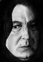 HP: Snape 2 by freshberries
